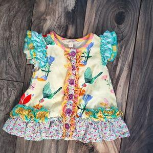 Kid's Matilda Jane Hummingbird top